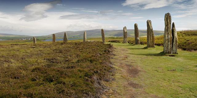 Il Cerchio di Brodgar - Scozia