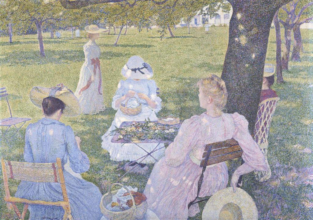 In luglio, prima di mezzogiorno (1890)