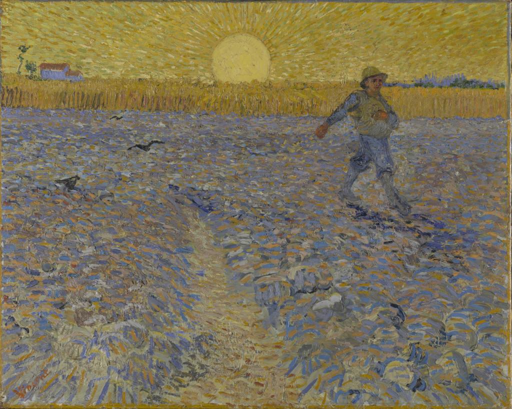 Il seminatore (Van Gogh, 1888)