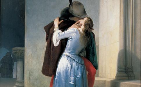 il bacio hayez 1867