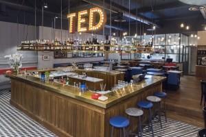 Ted a Prati, Roma. Il primo locale dove è servito il lobster roll.
