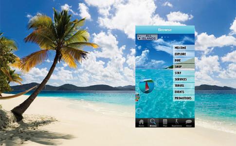 my virgin islands app