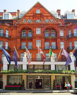 Mayfair e il Claridge Hotel,