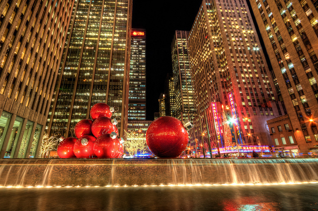 Foto Di Natale New York.Natale A New York Tgtourism