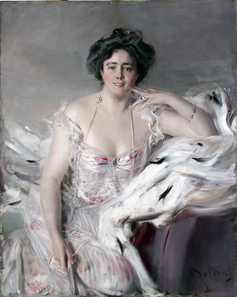 Ritratto di Lady Nanne Schrader (1903) boldini