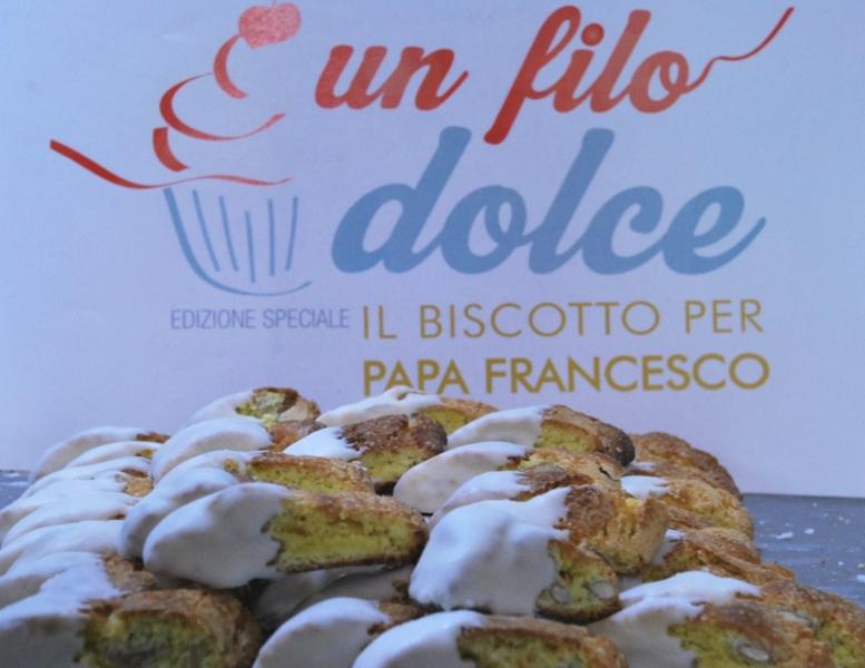 Biscotti per Papa Francesco