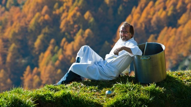 Norbert Niederkofler, lo chef ideatore di Cook the mountain.