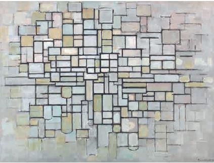 composizione n.II 1913