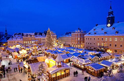 Mercatini di Natale a Tallin, Estonia