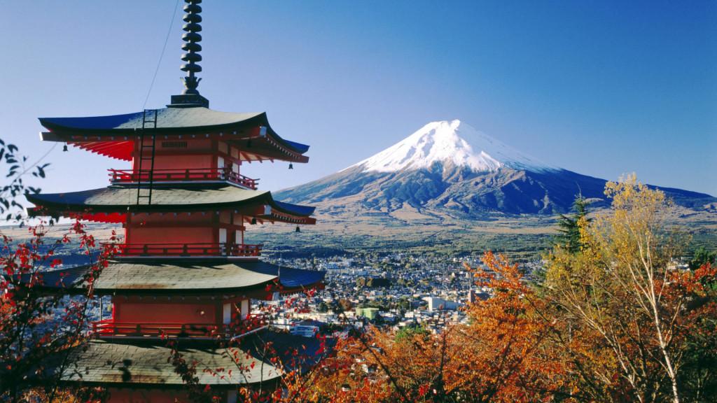 Monte Fuji (Giappone)