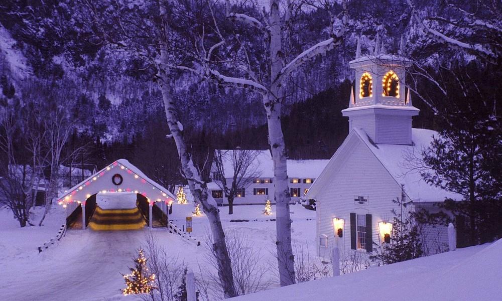 Immagini Di Natale In Montagna.Natale In Montagna Tgtourism