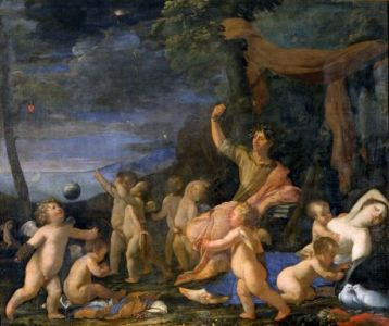 Poussin, Trionfo dell'Amore