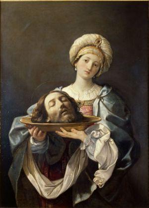 Giudo Reni, Salomè con la testa del Battista (1638-39)
