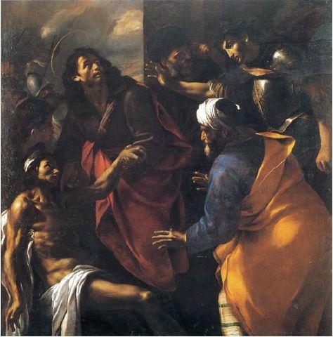 San Pantaleo preti