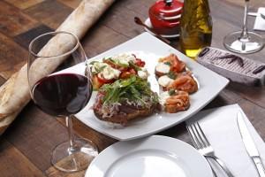Menu ricercati con ingredienti della tradizione fiorentina