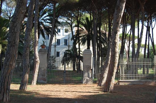 Villa Guglielmi fiumicino