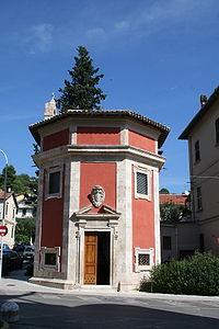 Tempietto Sant'Emidio Rosso