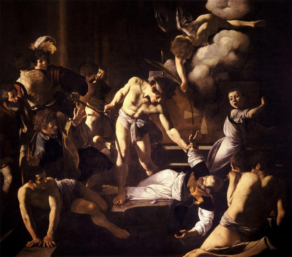 Il martirio di San Matteo (Caravaggio)