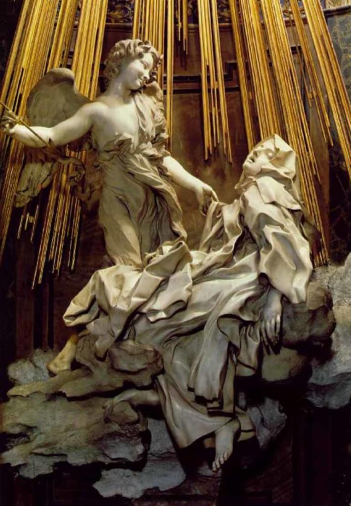 Transverberazione di santa Teresa d'Avila (Bernini)