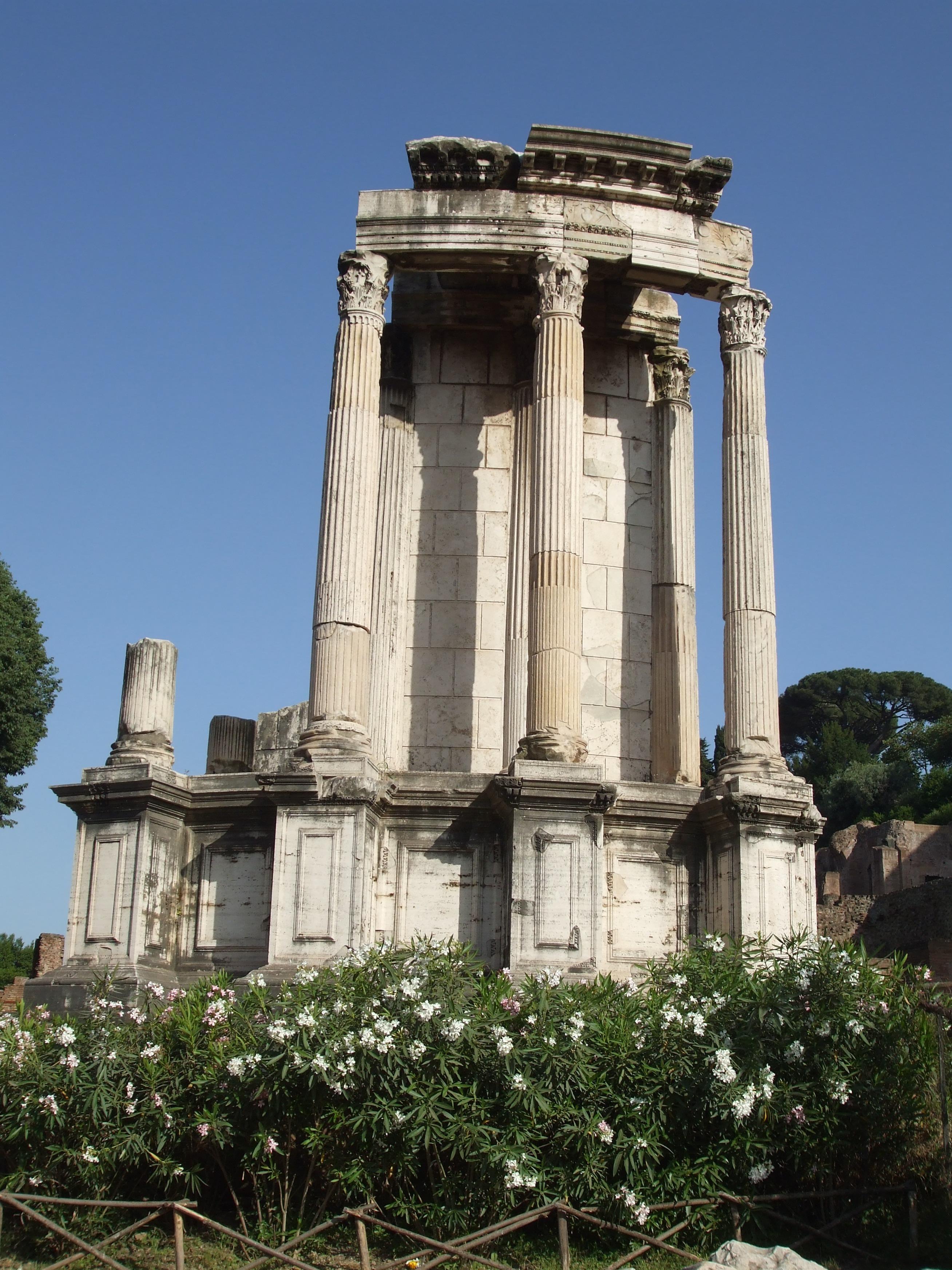 Tempio rotondo di Vesta