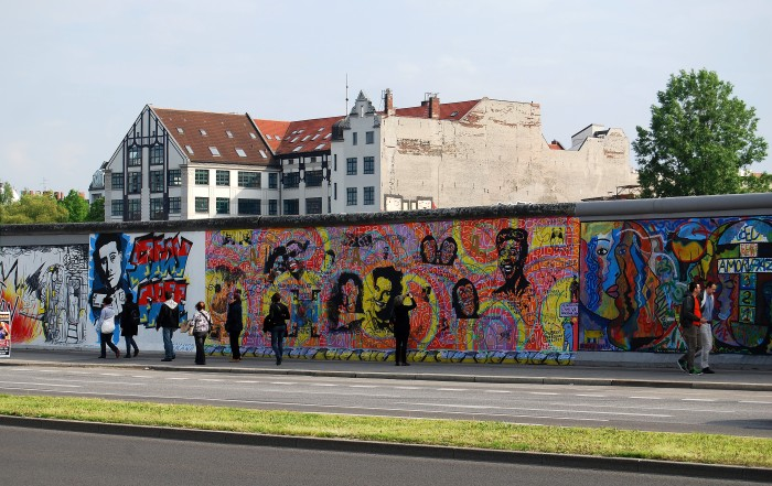 East side gallery, Berlino