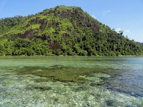 Isola Cubadak (SUMATRA)