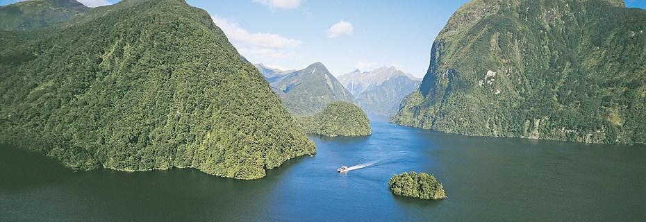 Milford Sound e Doubtful Sound