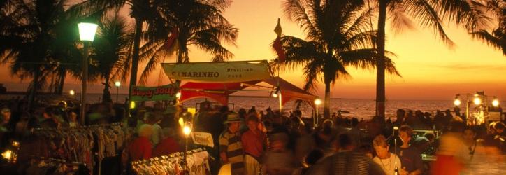 Mindil Beach Markets (DARWIN)
