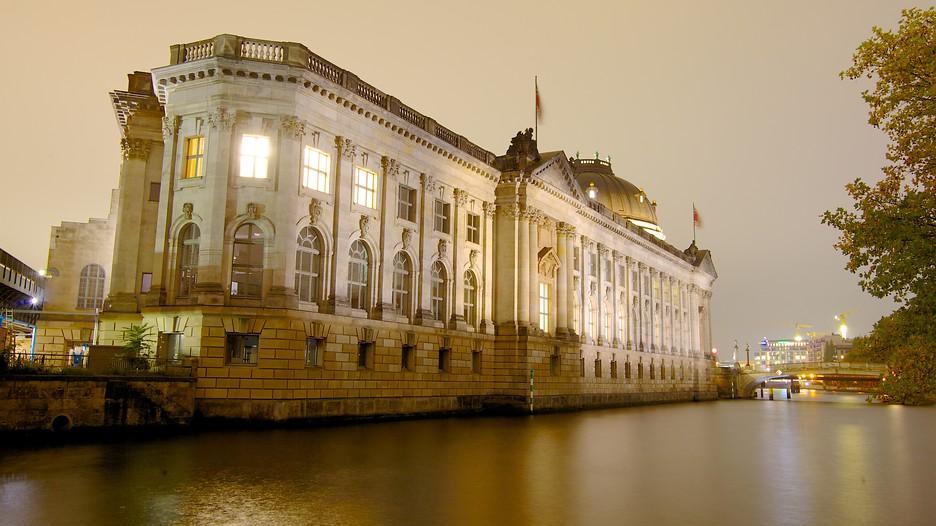 Museum-Island-Museumsinsel, Berlino