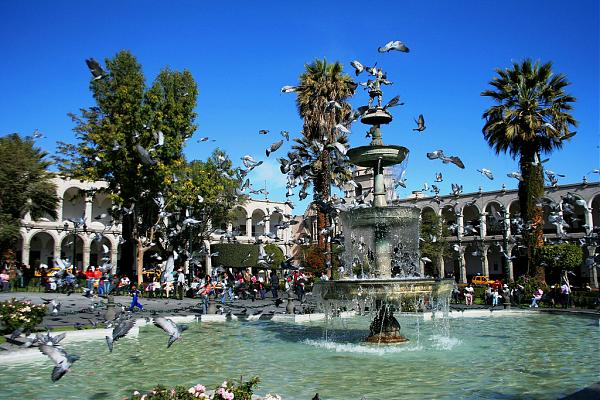 Plaza de Armas (Arequipa)