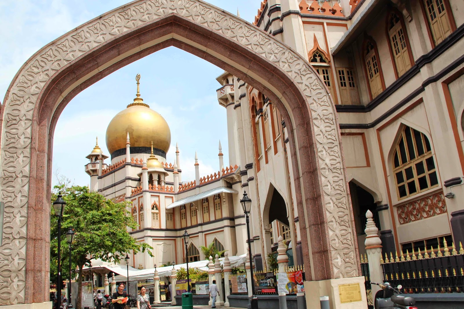 Quartiere arabo (Singapore)