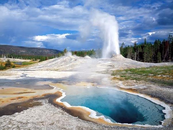 Regione dei gyser (Yellowstone)