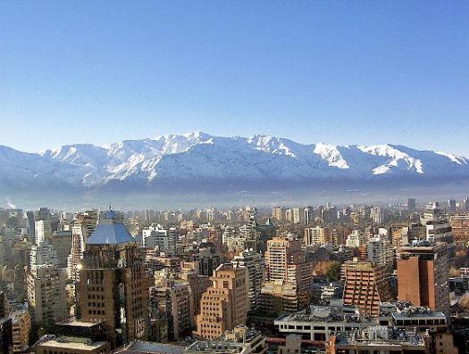 Santiago del Cile