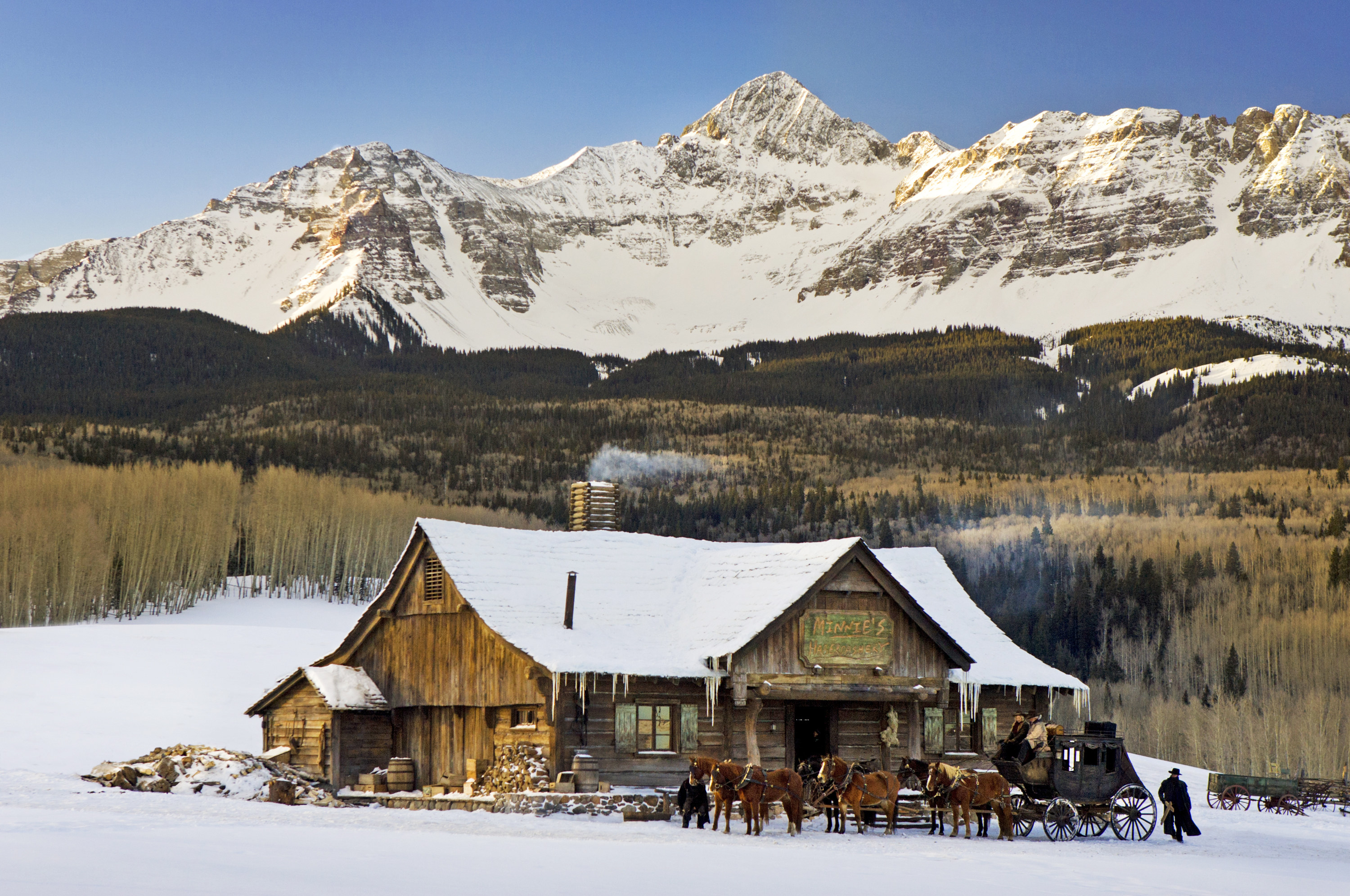 The Schmid Ranch - The Hateful Eight