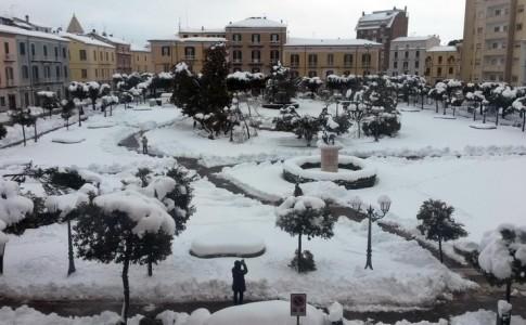 Neve a Campobasso