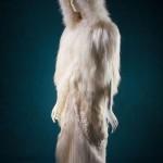 la regina delle nevi, abito