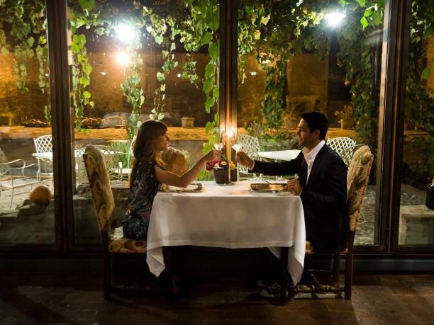 Cena ristorante stellato