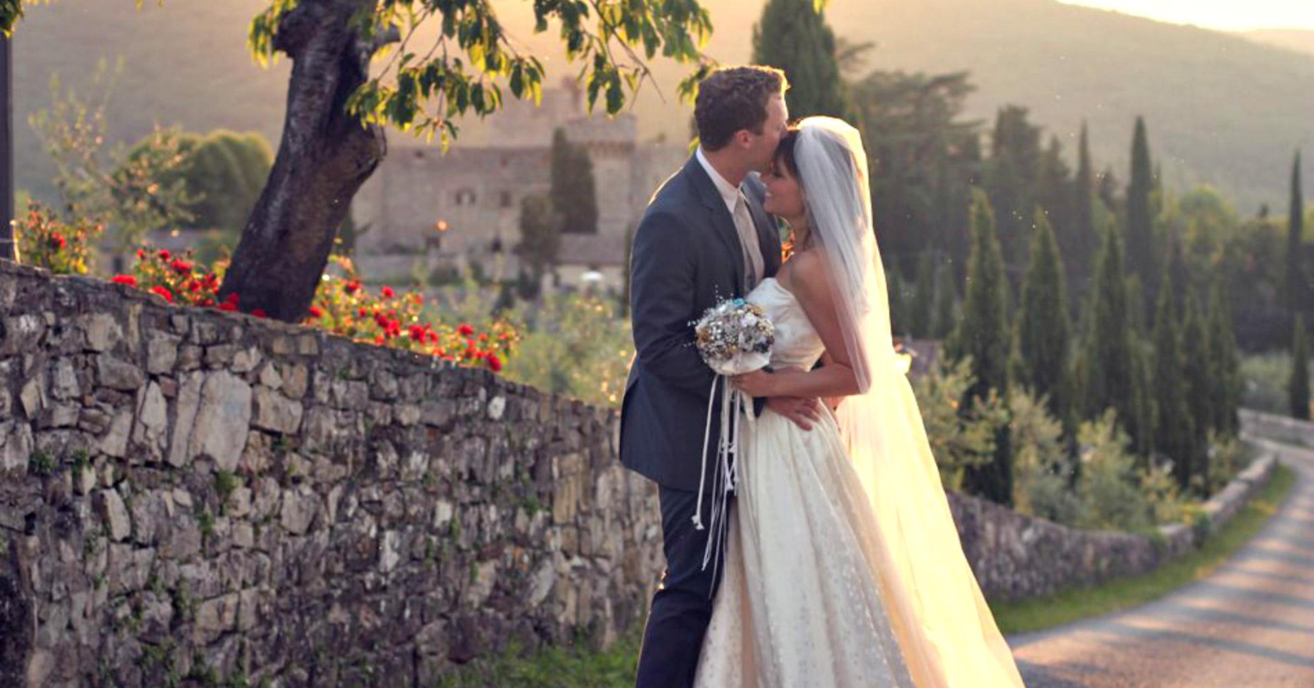 Matrimonio Castello di Meleto