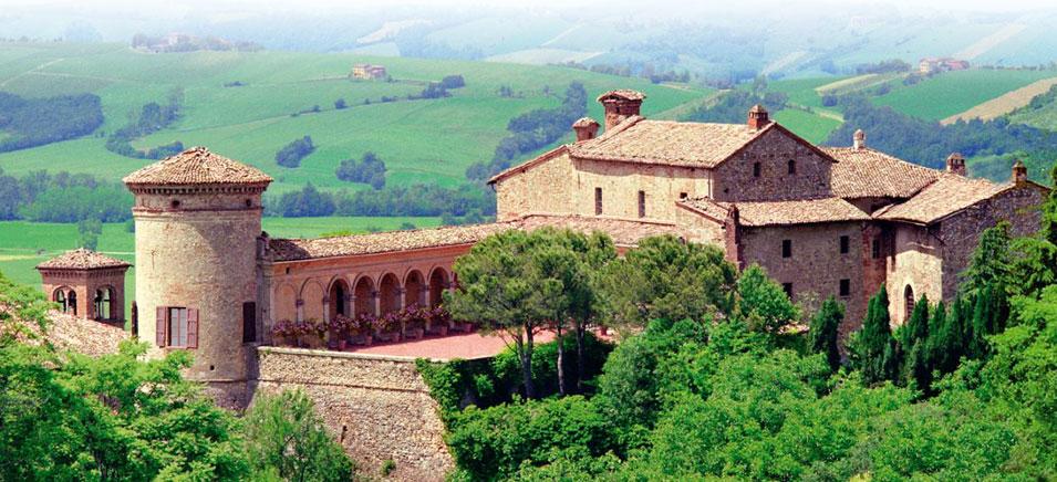 Matrimonio Castello di Scipione dei Marchesi Pallavicino
