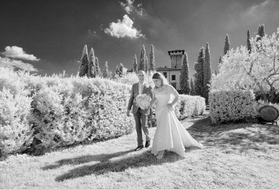 Matrimonio Castello di Vicchiomaggio