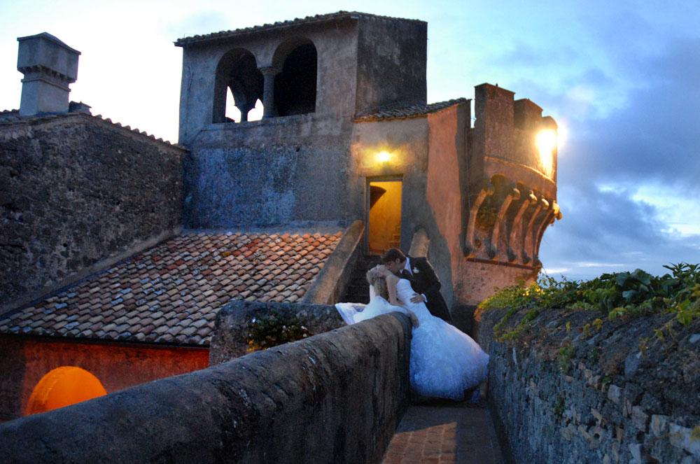 Matrimonio Catello di Bracciano