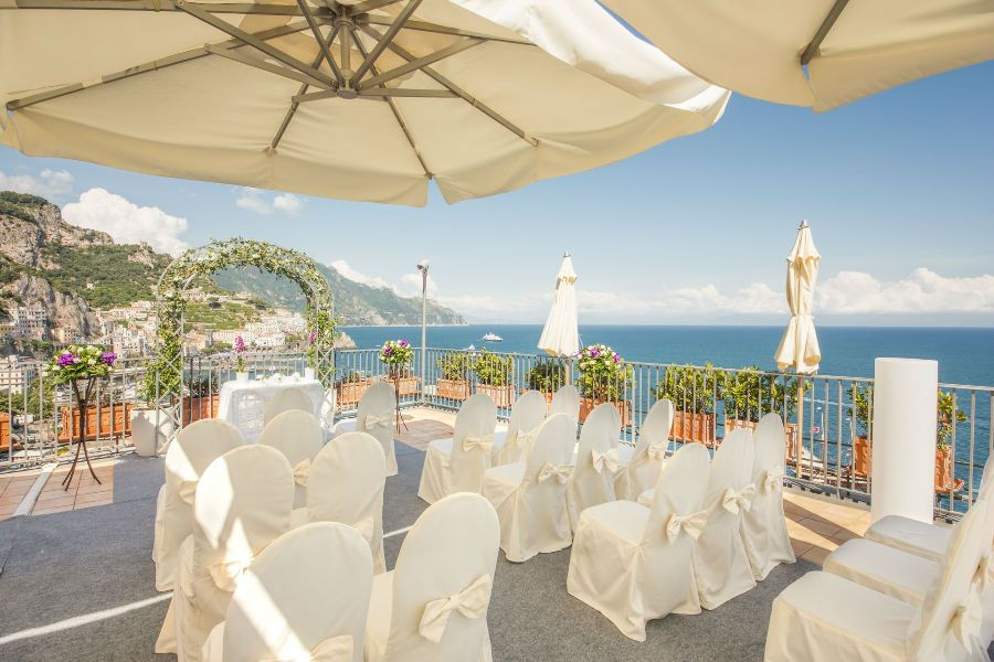 Matrimonio Hotel Miramalfi
