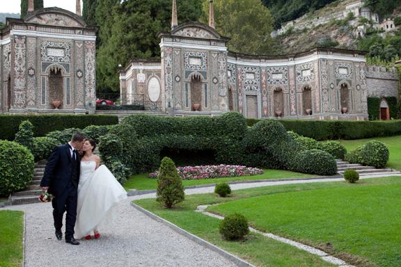 Matrimonio Villa d'Este (Como)