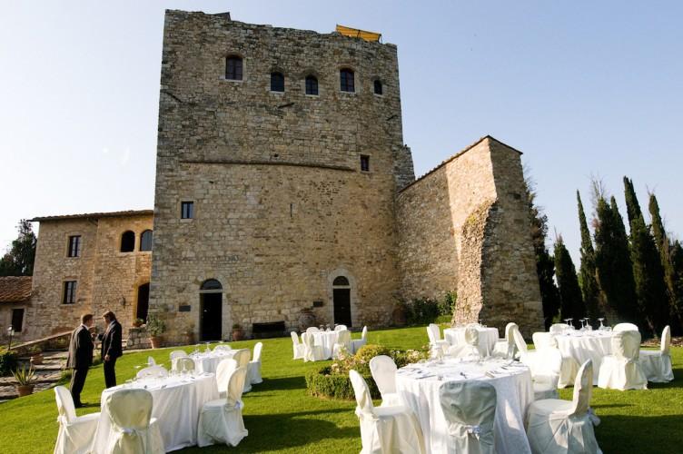 Matrimonio castello di Tornano