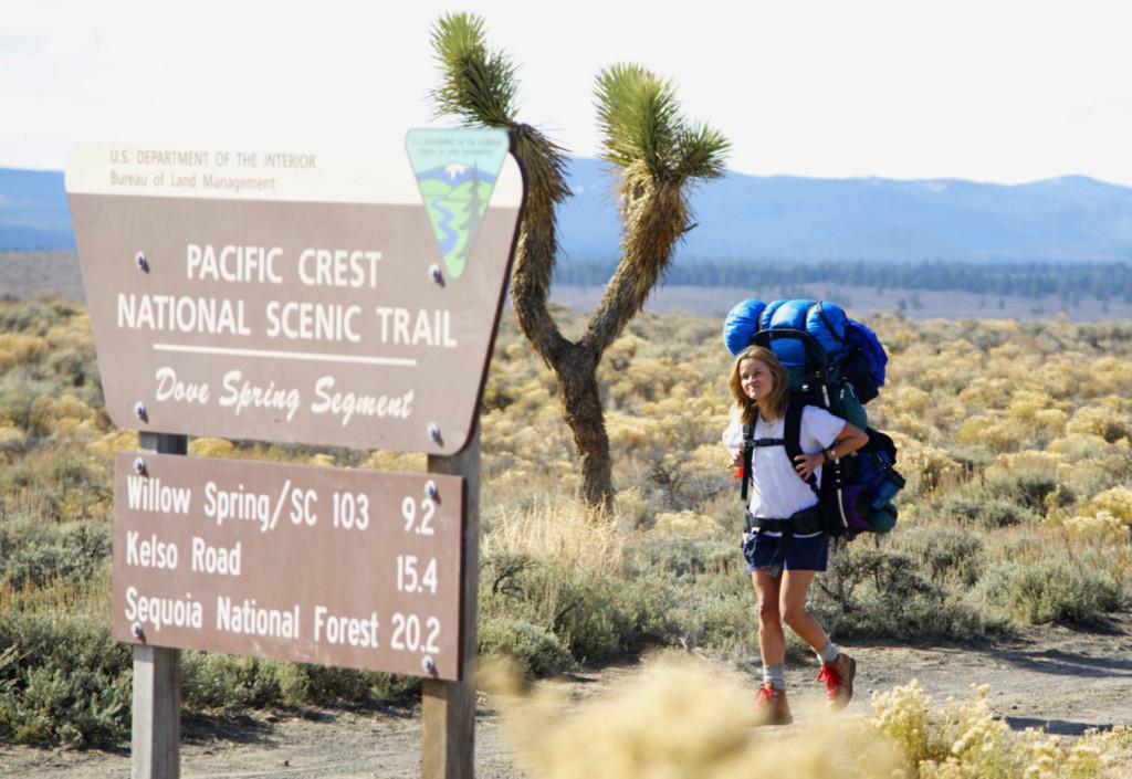 Pacific Crest Trail (Wild,2014)
