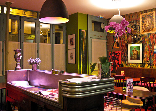 Parigi una volta c 39 era la pasticceria di hugo oggi un for Hugo s boutique hotel