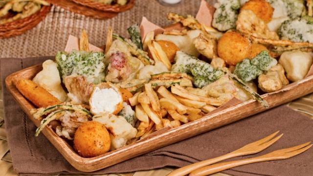 I fritti della cucina romana le ricette tgtourism for Ricette roma antica