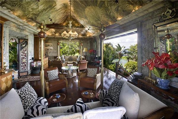 Villa ai Caraibi di Bowie