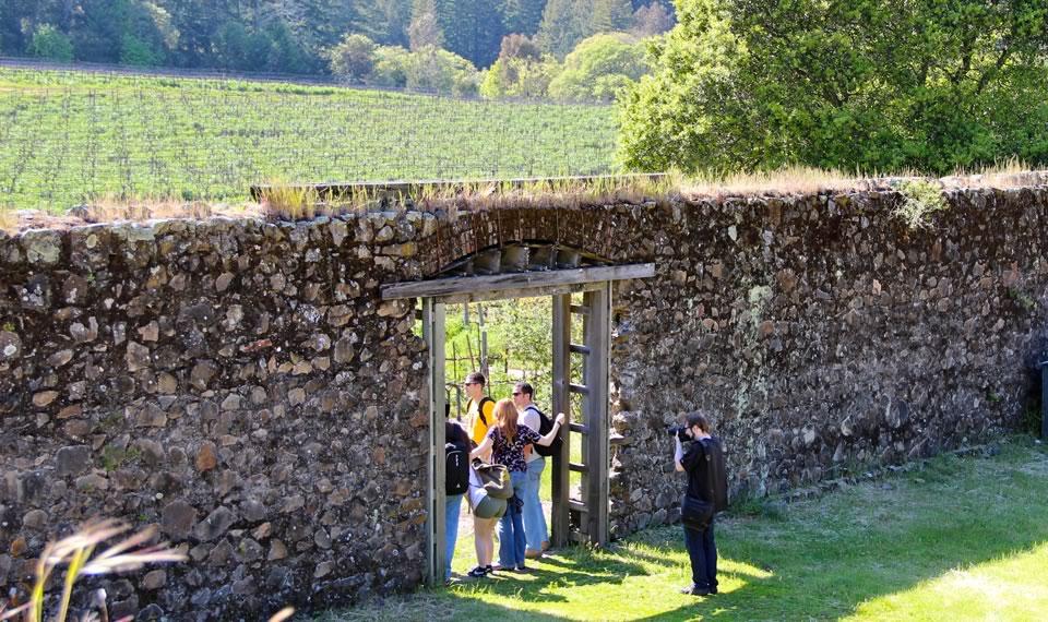 Winery Ruin