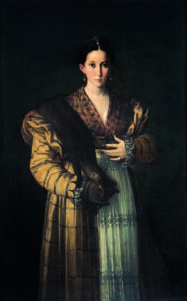 Parmigianino (Francesco Mazzola, detto il) (Parma 1503 – Casalmaggiore, 1540) Antea olio su tela / Oil on canvas Napoli, Museo di Capodimonte
